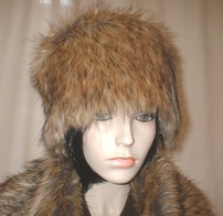 Simba Faux Fur Hats, Scarves, Headbands, Accessories