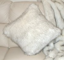 Alaska Faux Fur Cushions
