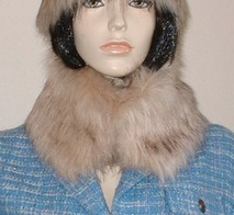 Faux Fur Short Collars