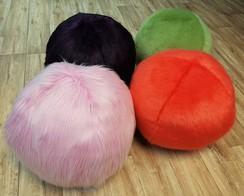 Faux Fur Balls