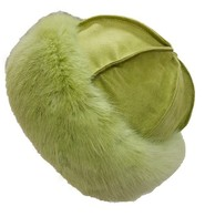 Faux Fur Roller Hats