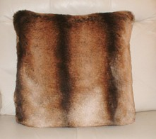 Madagascar Faux Fur Cushions