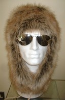 Faux Fur Trapper Hats Men