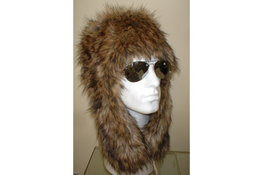 Mens Faux Fur Trapper Hats