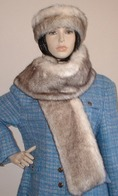 Polar Fox Faux Fur Hats, Scarves, Collars and Accessories