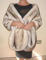 Long Faux Fur Stoles