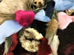Faux Fur Seconds, Bumper Bundles and Odd Size Pieces