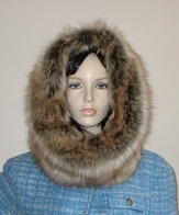 Faux Fur Cowls/Neck Warmers
