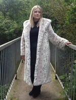 Faux Fur Long Coats