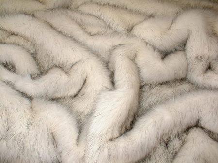 Alaska Faux Fur Per Meter