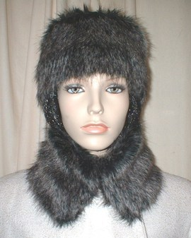 Wolfhound Faux Fur Headband