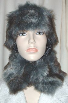 Wolverine Faux Fur Collar