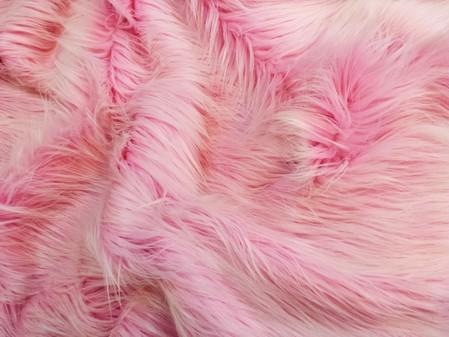 Candy Faux Fur Cushions