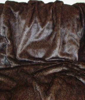 Brown Bear Faux Fur SECONDS Mega Sale