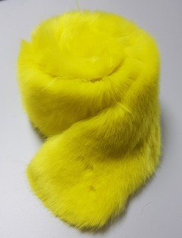 Tissavel Buttercup Faux Fur Trims