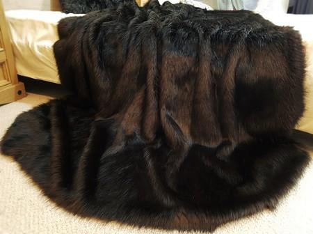 Coco Faux Fur Throws