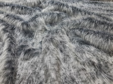 Egyptian Mau Faux Fur Swatch