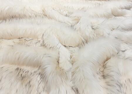 SECONDS Tissavel Himalaya Faux Fur Fabric Per Meter