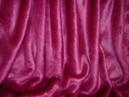 Hot Pink Mink Faux Fur SECONDS Mega Sale