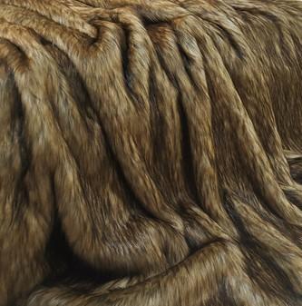 Simba Faux Fur Fabric per meter