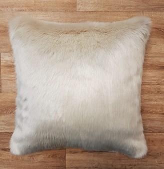 Sunny Bear Faux Fur Cushions