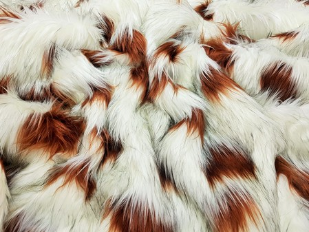 Appaloosa Faux Fur Fabric Limited Edition