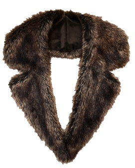 SALE Faux Fur Lapel Collars