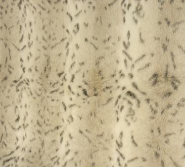 Snow Lynx Faux Fur SECONDS Mega Sale