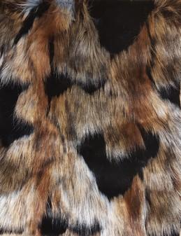 Tissavel Serengeti Faux Fur Cushions