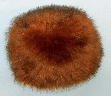 SALE Amber Faux Fur Hat