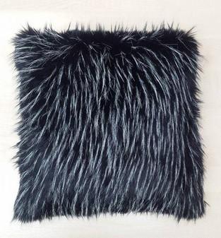 Pepe Faux Fur Cushion 41x41cm (16inches)