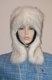 Alaska Faux Fur Trapper Hat