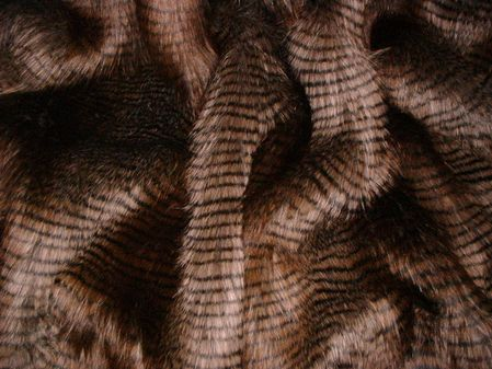 Sierra Faux Fur Faux Fur Fabric Per Meter