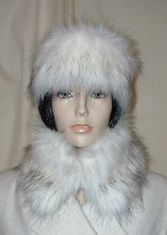 Alaska Faux Fur Collar