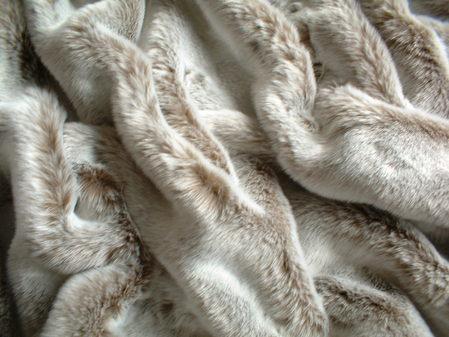 SECONDS Koala Faux Fur Per Meter