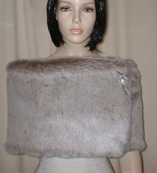 Koala Faux Fur Flapper