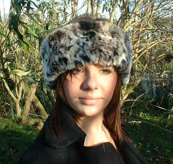 Wild Cat Faux Fur Headband
