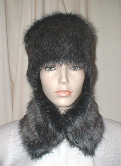 Wolfhound Faux Fur Collar