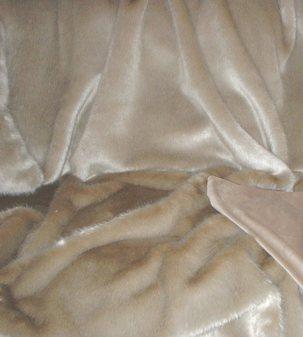 Honey Baby Toddler Faux Fur Blanket