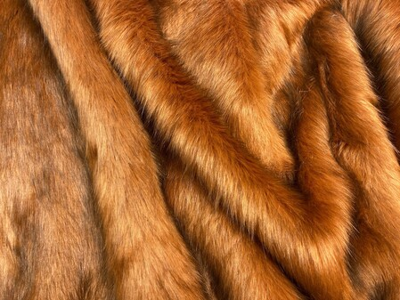 Bumper Bundle AMBER FAUX FUR