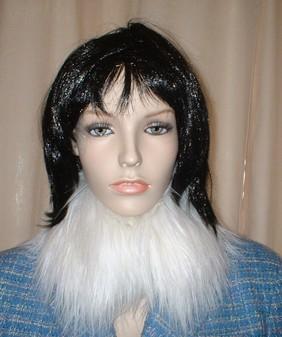 Polar Bear Faux Fur Collar