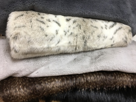 Bumper Bundle MIXED FAUX FUR REMNANTS + FREE!!
