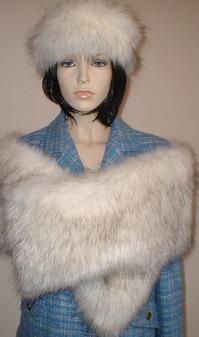 Alaska Faux Fur Fling