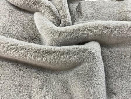 Café Au Lait Faux Fur Cushions