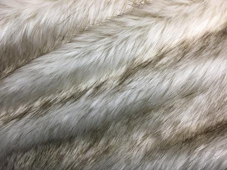 Cornsilk Faux Fur Swatch