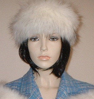 Alaska Faux Fur Headband