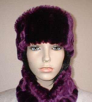 Indulgence Faux Fur Headband