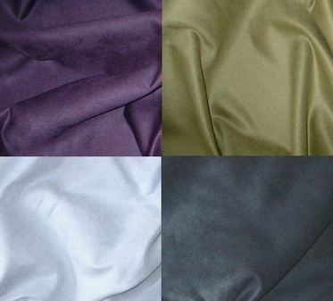 Set of Suede Swatches