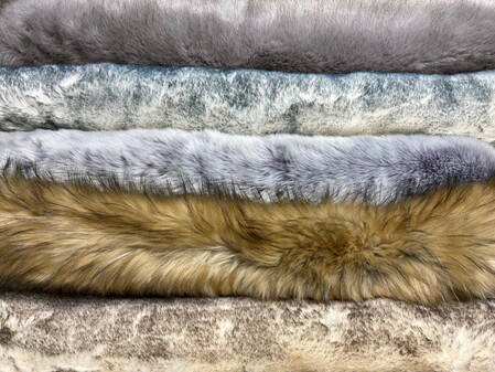 SALE Faux Fur Draught Excluders