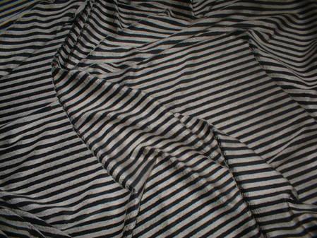 Striped Cuddle Soft Velboa per meter